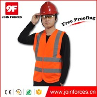 Factory outlets reflective safety vest clothing free proofing