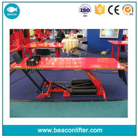 Fashion hot sale quick lift jack motorcycle lift table