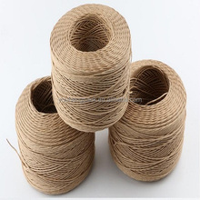 High quality twisted paper rope cord for chair