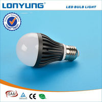 Guangdong Cheap 810 lumen 9w led bulb light for sewing machine light with SAA TUV CE RoHs approval 3 years warranty
