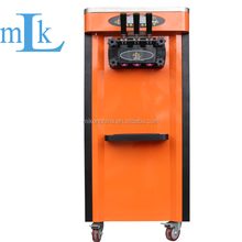 CE Certificate Approved Italy Compressor Air Pump Soft Serve Ice Cream Machine