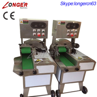 Stainless Steel Cooked Meat Slicing Stripping Machine | Slice Meat Cutting Machine