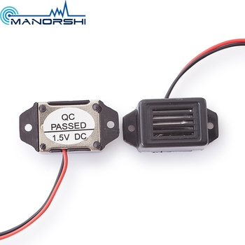 26mm 400Hz Continuous Mouse Drive Mechanical Buzzer With Wire