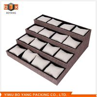 Top selling excellent quality small cardboard display boxes with good prices
