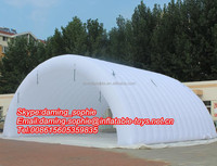 Portable Inflatable Tents - Giant Inflatable Trade Show Tunnel Tent