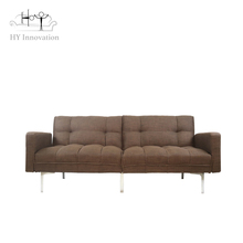 China Steel Frame Sofa Bed 2 Seater Sofa Latest Folding Living Room Sofa Cum Bed Designs