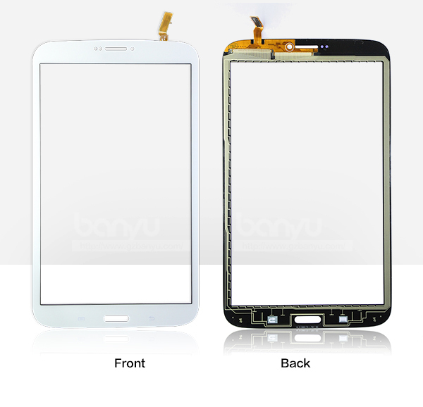High quality replacement display digitizer touch for samsung tab t321 screen