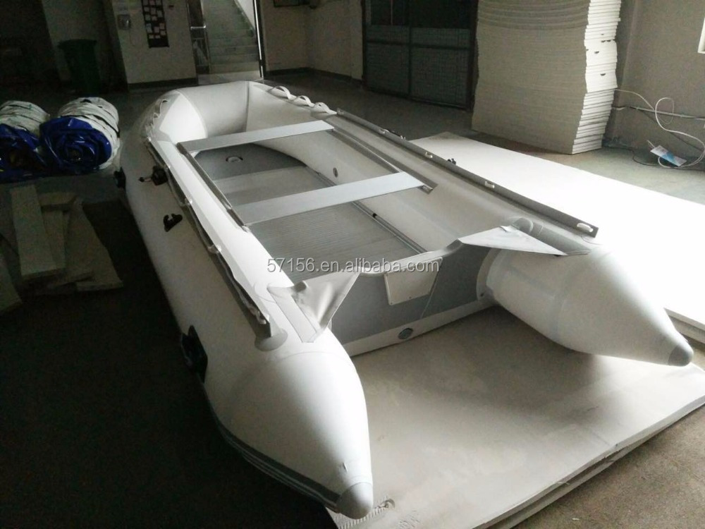 2.3m Rigid Hull Inflatable Boat with Outboard Motor