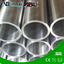 High quality AISI 304 /316 stainless steel hollow pipes/tube for construction