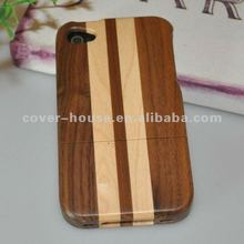 for iphone4 case made of bamboo