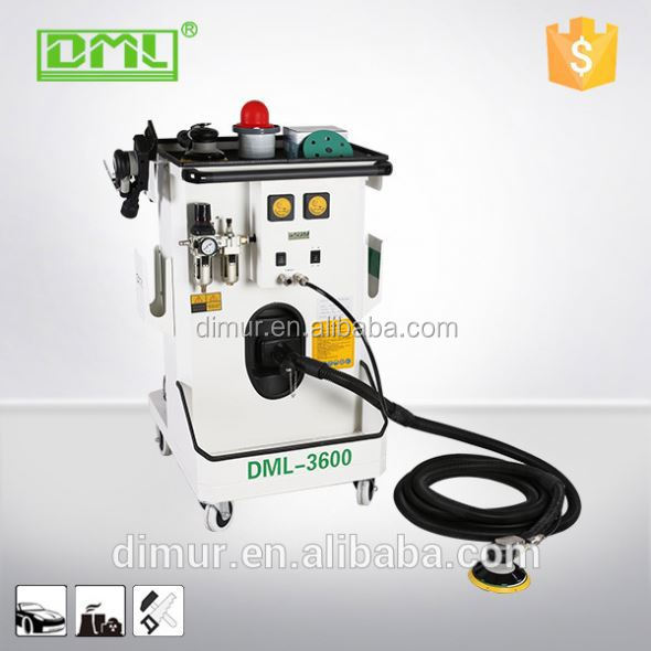 High Quality Industry Dust extraction system for furniture polishing machine
