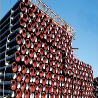 DAT ductile iron pipe china factory soler enrgy water