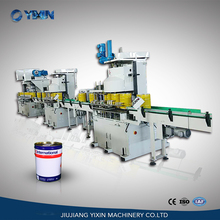 1-25L Automatic tin can making machine tin can making equipment for food and chemical