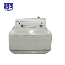Customized residential natural IC card diaphragm gas meter