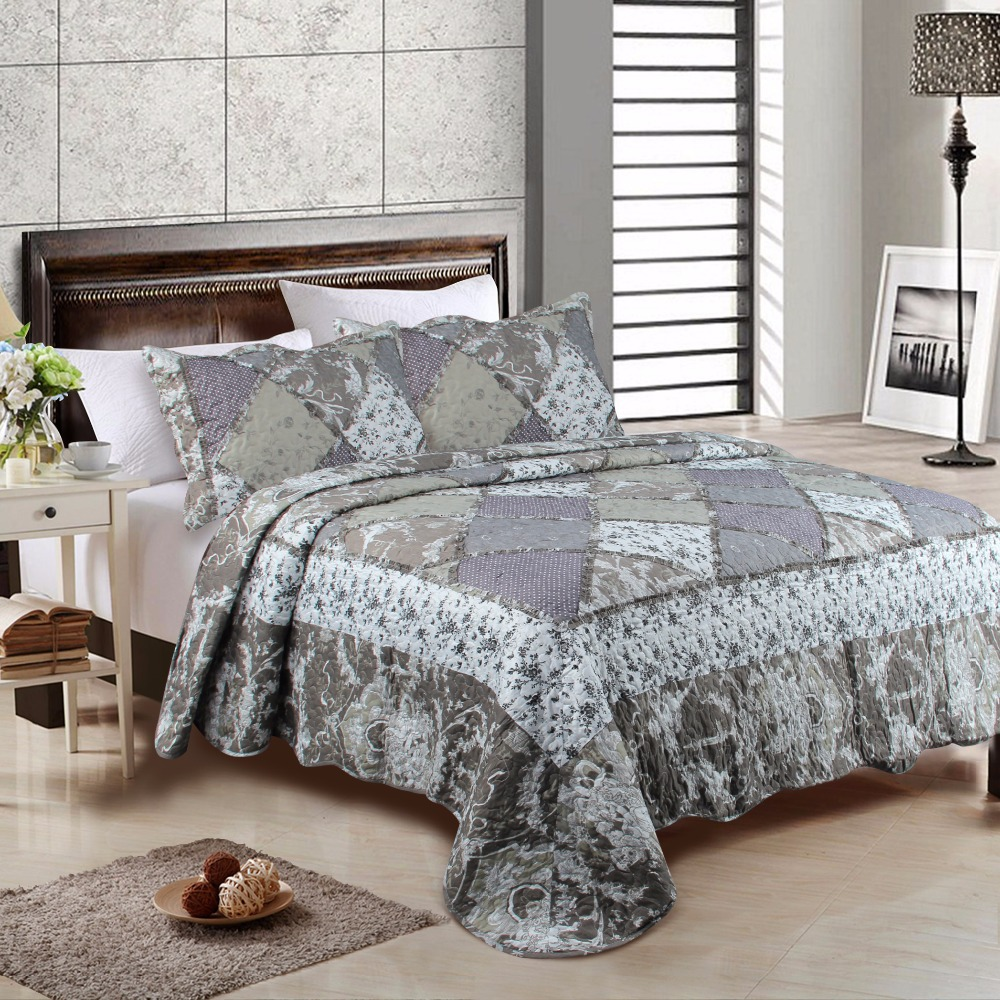 Comforter Elegant Luxury Polyester Home Textile Chinese Bedding Set