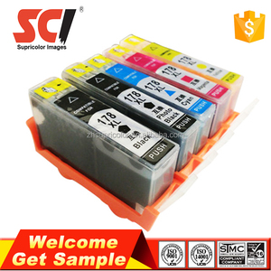 Supricolor Factory price refillable ink cartridge for hp 178