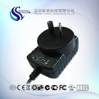 OEM 24V 400mA Switch Power Supply for HD Player with SAA Approval