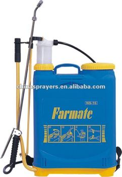 knapsack manual sprayer, backpack sprayer, hand sprayer, Farmate sprayer