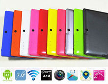 "Made in China cheap price double camera 7"" android 4.2 tablet for kids"