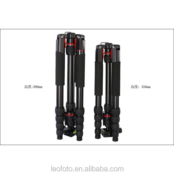 manufacturer wholesale durable aluminum professional video camera tripod