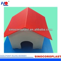 PP Corrugated Pet House OEM