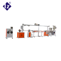 2017 customized plastic pva/pla 3d filament extruder line for 3d printing for pla filament