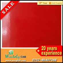 RAL3020 Gloss Red Powder Coating Paints