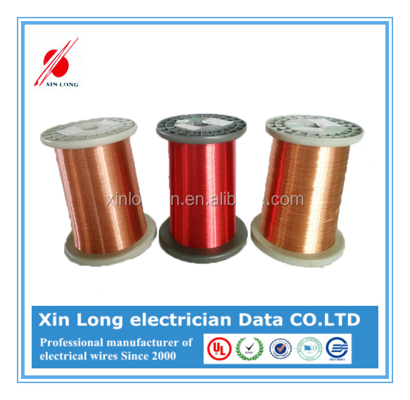 Electrical product copper conductor magnetic wire for loudspeaker box