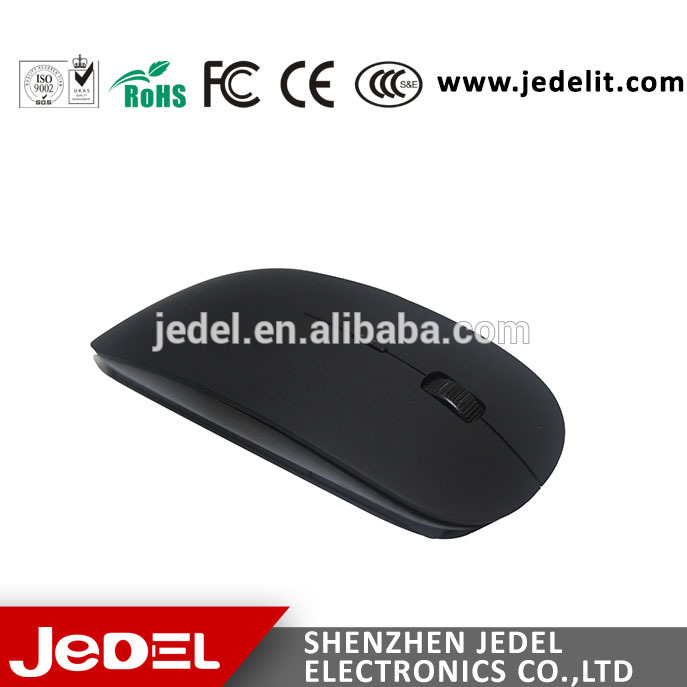 Built-in battery rechargeable lithium battery optical wireless mouse in stock