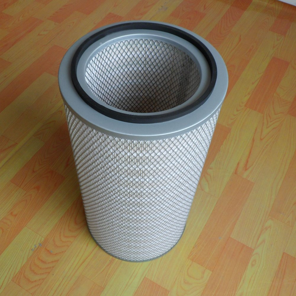 Dust Remove Polyester Pleated Air Filter Cartridge