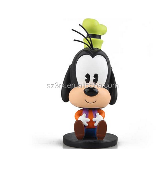 Producer Custom Cartoon Cute Pet Vinyl Figures/Make Designer Custom PVC Model Figures Toys/Custom Made Cartoon toys