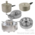 round compression load cell, button load cell