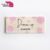 Cotton printing label with nature color