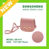 New products trendy lady bag and hand purses, wholesale wristlet for women