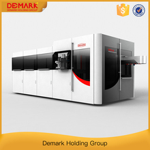 Low Cost Demark SFL8 Full Servo Plastic Pet Bottle Blow Moulding Machine