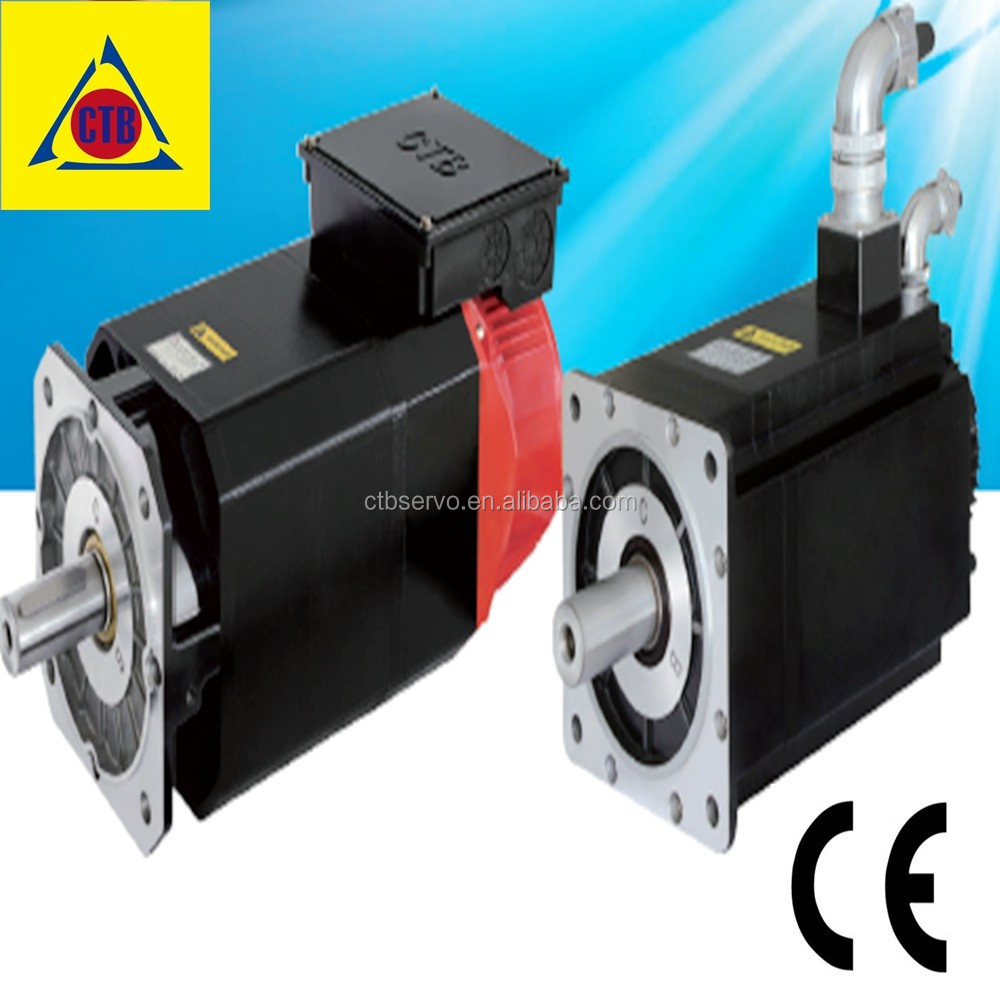 AC servo spindle motor electric motor 15KW 96N.m 51.3Hz 8000rmp machine CP2