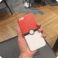 3D printing Pokemon game characters cell phone case for iPhone 6 case , transparent tpu armor case for iPhone 6s case