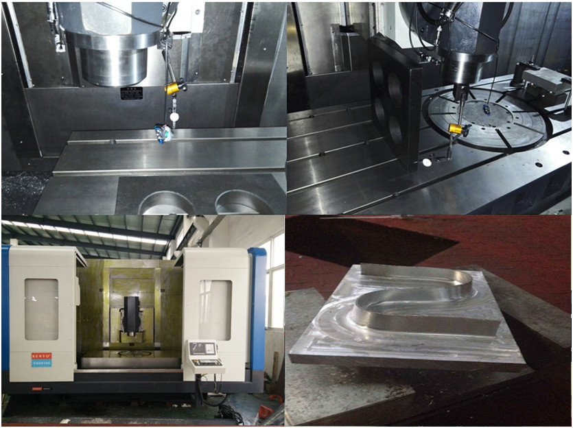 VS5080 High Precision 5 Axis CNC Milling Machine Center Price