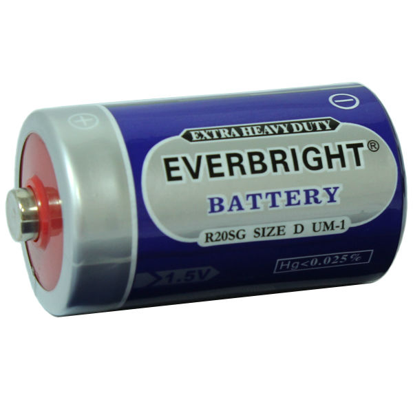 R20 pvc jacket dry Battery in pakistan in Enough motive power