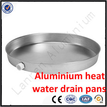 "Thick 20 28Gauge 18 "" To 30 ""Aluminium Water Heater Pan,Drain Pans for gas,electric water heater"
