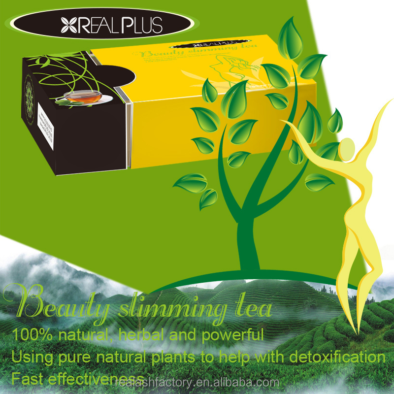 Good price green world slimming tea With Long-term Service