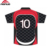 Custom sports logo design sublimated new mode printed cricket jerseys with name