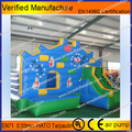 Good quality New inflatable castle slide and jump for kids and hire