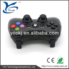 hot selling fashion design gamepad/joystick/joypad/game plaer for ps3 controller pc china supplier for playstation 3