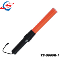 traffic emergency safety warning led flashlights torch light baton