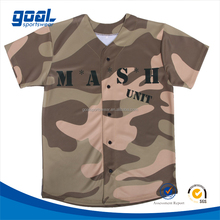 Promotional Mens American Baseball Jersey