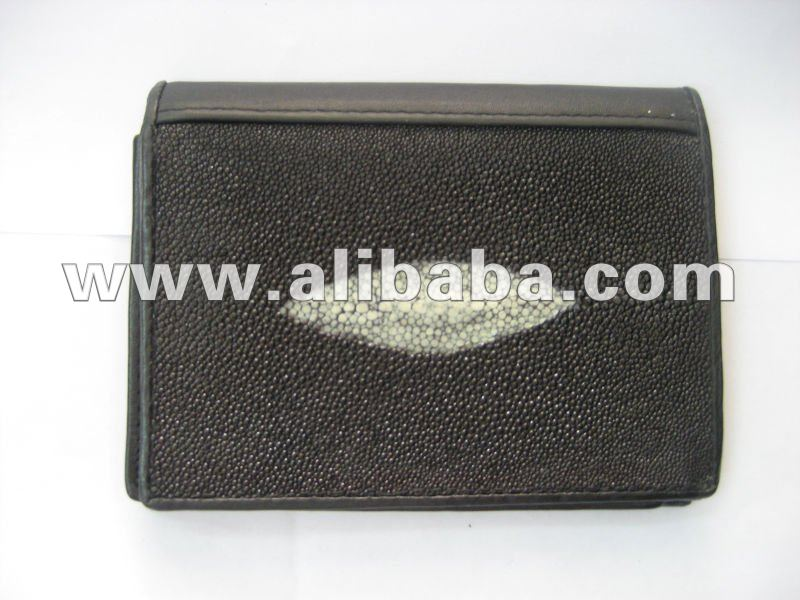 Exotic genuine stingray wallets,purse,handbage,bags