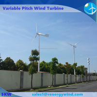 Alternative energy enerator type house wind power system