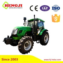 High quality farm mini tractor machines price list / 80hp tractor