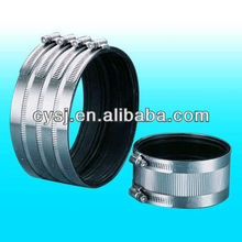304 Stainless Steel Flexible American Type No Hub Quick Coupling